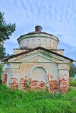 Chapel of Church of the Ascension in Torzhok city Stock Image