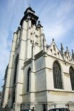 Chapel Church in Brussels, Belgium Stock Photo