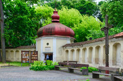 Chapel of church of Holy Apostles Peter and Paul, Vilnius Stock Photography