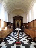 Chapel of Clare College, Cambridge University Stock Photo