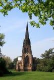 Chapel at Clumber Park stock photos