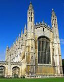 chapel college jest król obraz stock