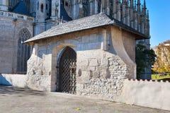 Chapel of corpus Christi, national cultural landmark, Kutna Hora, Czech republic, Europe Stock Photos