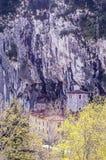 Chapel of Covadonga Royalty Free Stock Photo