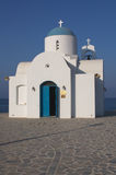 Chapel in Cyprus Royalty Free Stock Image