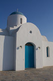 Chapel in Cyprus Stock Photography