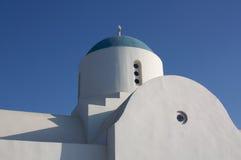 Chapel in Cyprus. Saint Nicholas chapel in Paralimni, Cyprus Royalty Free Stock Photo