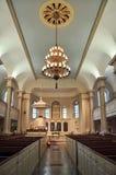 Chapel de rey, Boston, los E.E.U.U. Foto de archivo libre de regalías