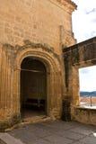 Chapel of the dean, Abbey church,  Alcala la real Royalty Free Stock Image