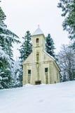 Chapel dedicated to St. Cross of The Castle Trakoscan, Croatia Stock Photography
