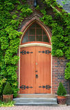 Chapel Door Royalty Free Stock Photography