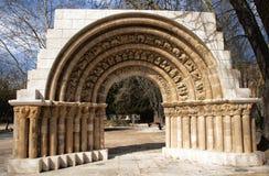 Chapel door Royalty Free Stock Images