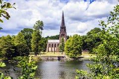 Clumber Park, Worksop, Nottinghamshire, England. Royalty Free Stock Image