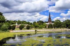 Clumber Park, Worksop, Nottinghamshire, England. Royalty Free Stock Photography