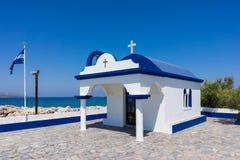 Chapel Faliraki Rhodes Greece Royalty Free Stock Photos