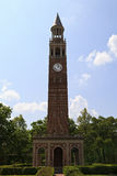 Chapel Hill Bell Tower UNC-CH. Chapel Hill Bell Tower at UNC-CH Royalty Free Stock Images