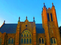 The Chapel. Historical church building Atlanta Stock Photography