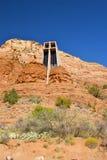Chapel of the Holy Cross. In Sedona, AZ Royalty Free Stock Photos