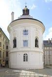 Chapel of Holy Cross in Prague Castle. Chapel of the Holy Cross in Prague Castle Stock Photo