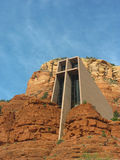 Chapel of the Holy Cross in Sedona, Arizona Royalty Free Stock Photo