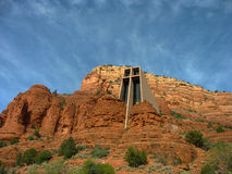 Chapel of the Holy Cross in Sedona, Arizona Stock Photo