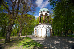 Chapel of the Holy Sepulchre on Petrin Hill Stock Images