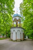 Chapel of the Holy Sepulchre on Petrin Hill Stock Photos