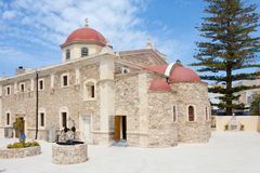 Chapel of Ierapetra Royalty Free Stock Image