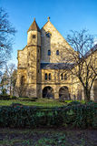 Chapel of Imperial Palace in Goslar Royalty Free Stock Photo