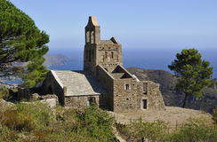 Chapel In Catalonia Stock Image