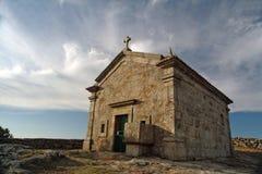 Chapel In The Mountain Stock Photos