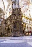 Chapel.inside la cathédrale de Toledo Image libre de droits