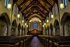 Chapel Interior Stock Photos