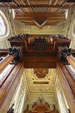 Chapel interior Stock Photo