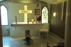 Chapel interior Royalty Free Stock Photos