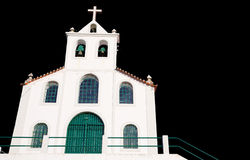 Chapel isolated Stock Photo