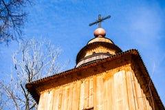 Chapel in Jaszczurowka in Zakopane, Poland. Stock Images
