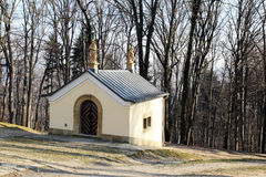 Chapel in kalwaria Royalty Free Stock Photography