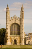 Chapel, King's College, Cambridge Royalty Free Stock Image