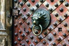 Chapel knocker Stock Photography