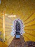 Chapel in Lourdes Royalty Free Stock Photos