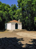 Chapel of Lourdes on Gomera Stock Image