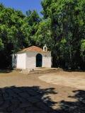 Chapel of Lourdes on Gomera Stock Image