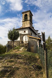 Chapel of the Madonna della Ceriola Royalty Free Stock Images