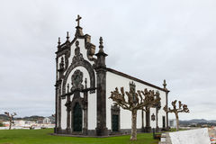 The Chapel of Mae de Deus Stock Photo