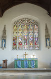 Chapel at Magdalene college, Cambridge, England. Royalty Free Stock Photos
