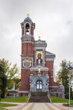 Chapel in Mir, Belarus Royalty Free Stock Image