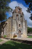 Chapel at Mission Espada Royalty Free Stock Photos