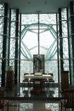 Chapel in Mother Teresa Memorial House in Skopje Stock Images