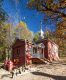 Chapel in Muranovo estate Royalty Free Stock Images